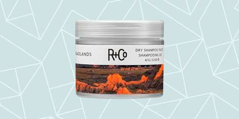 Hybrid Styling Dry Shampoos - R+Co Badlands Dry Shampoo is Perfect for Quick Styling Needs