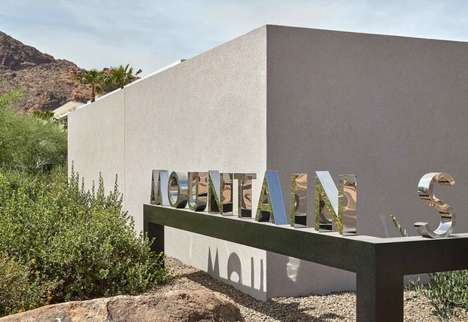 Contemporary Mountain Resort Interiors