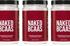 Pharmaceutical-Grade Muscle Supplements - The Naked Nutrition Naked BCAAs Improve Your Performance
