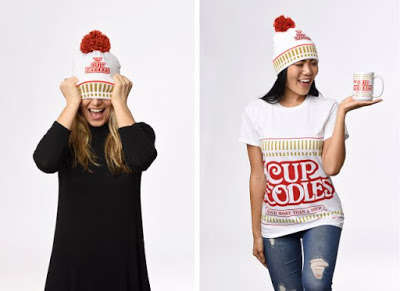 Ramen-Themed Holiday Gifts