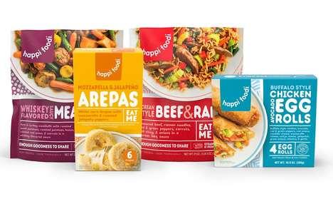 Restaurant-Inspired Frozen Foods