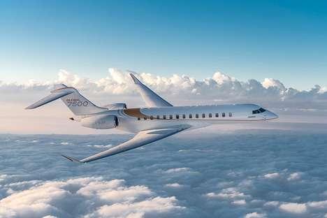 Passenger-Focused Business Jets