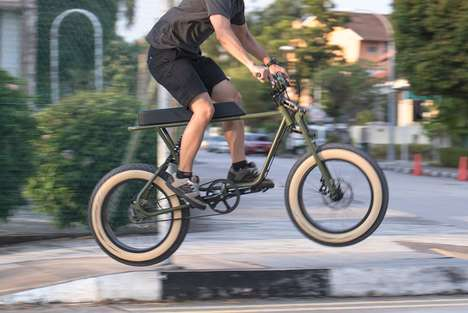 Dual-Suspension Electric Bikes