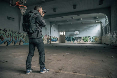 Photographer-Designed Camera Bags