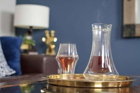 Elegant Coffee Glassware Collections
