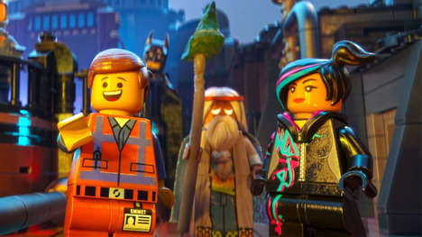 Full-Movie Commercial Streams - YouTube Offered 'The LEGO Movie' Free to Advertise the Sequel