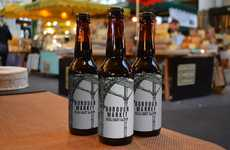 Ecologically Sustainable Beers - London's Borough Market Serves an Earl Grey Saison