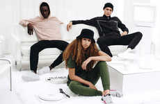 Unisex Essential Apparel Collections - Foot Locker's Clothing Line Boasts a Minimal Color Palette