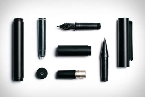 Customizable Fountain Pens