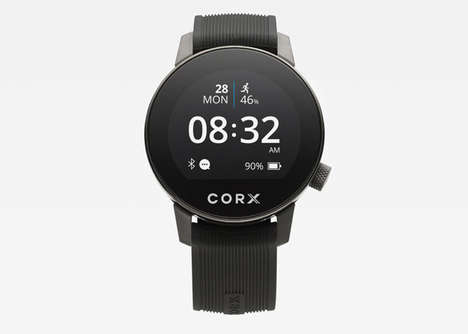 Real-Time Health Smartwatches