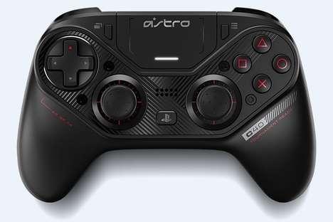 Customizable Module Game Controllers