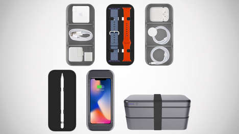 Charging Technology Storage Cases