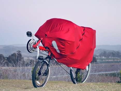 Aerodynamic Recumbent Bicycles