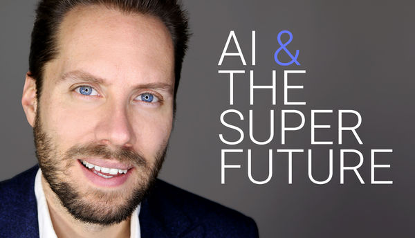 AI & The Super Future - Jeremy Gutsche's AI Keynote from Future Festival (Get Sale Tickets Now)