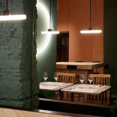 Wine-Inspired Rustic Bar Designs