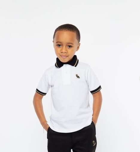 TV Series-Inspired Kids' Streetwear - OVO's The Next Generation Capsule Refers Toronto's TV Show