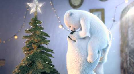 Animated Festive Holiday Commercials