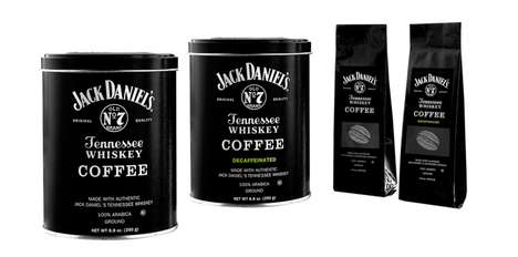 Whiskey-Infused Coffees