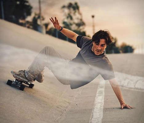Surfing-Inspired Skateboard Adapters