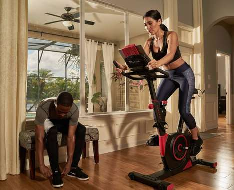 Virtual Workout Exercise Bikes