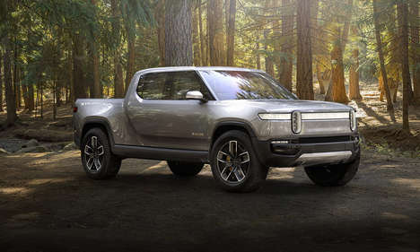 Visionary Eco Pickup Trucks