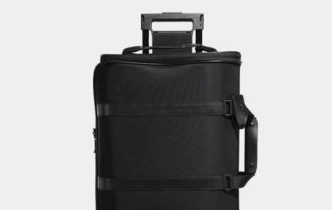 Anti-Wrinkle Suitcases
