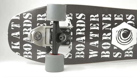 Surf-Inspired Skateboard Adapters