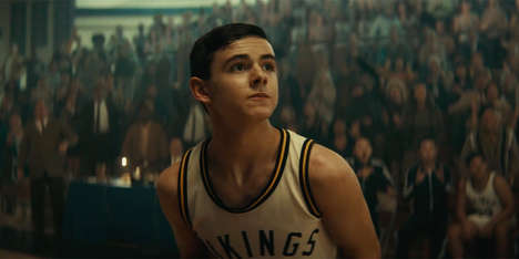 Genre-Mashing Basketball Commercials