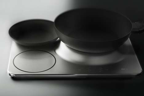 Multilevel Induction Cooktops