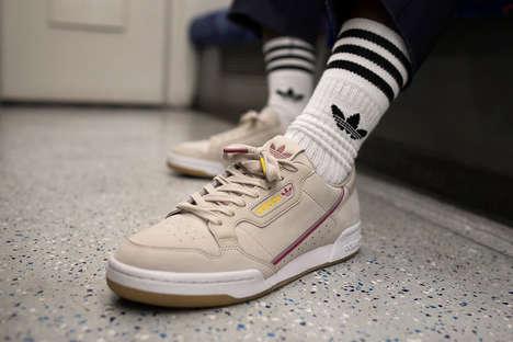 Transport-Inspired Sneaker Packs