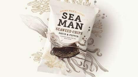 Premium Seaweed Snacks