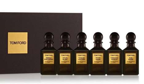 Iconic Luxe Perfume Collections