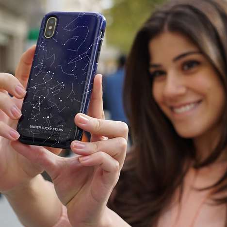 Personalized Constellation Phone Covers