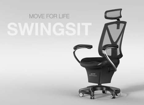 Active Sitting Office Chairs