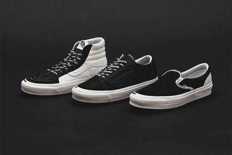 Premium Monochromatic Casual Shoes