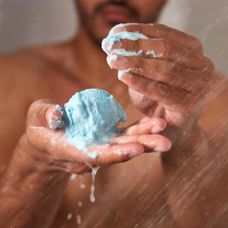 Foaming Shower Bombs