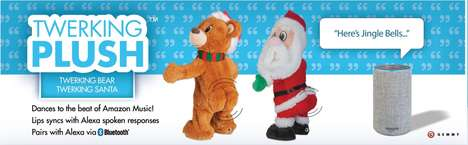 Voice-Controlled Christmas Toys