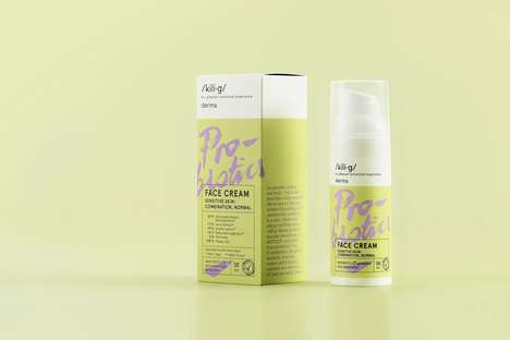 Playful Probiotic Cosmetics