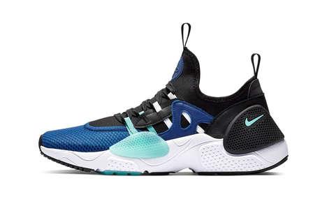 Overlaying Neoprene Sneakers