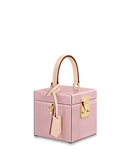 Colorful Luxurious Boxy Bags