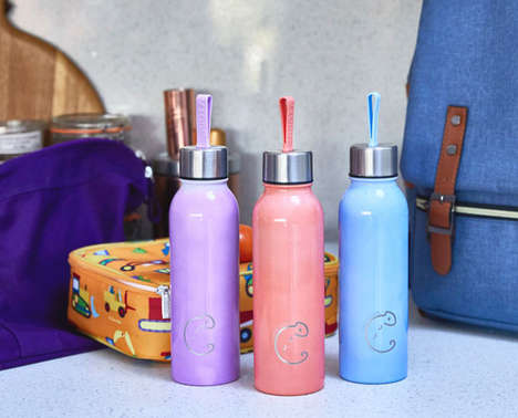 Color-Changing Hydration Bottles
