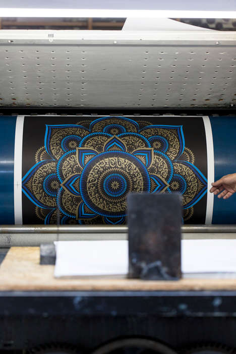 Detailed Limited Edition Lithographs - Available at Print Them All, Cryptik's Creations are Gorgeous