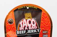 Tasty Taco-Flavored Jerky Treats
