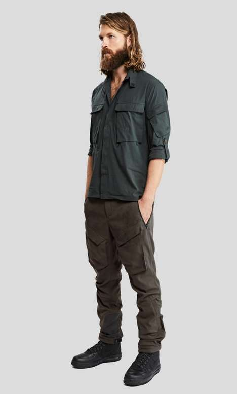 Ultra-Durable Adventure Pants