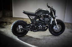 Supercharged Post-Apocalyptic Motorcycles