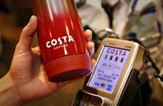 Contactless Reusable Cups