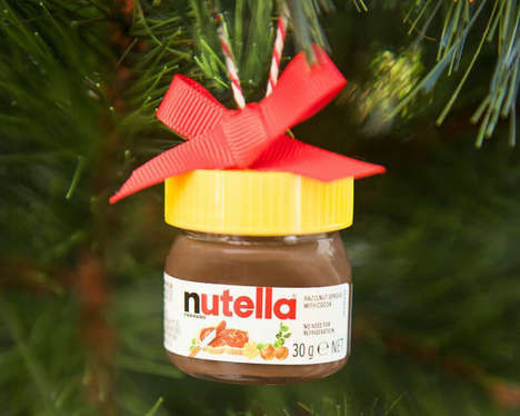 Festive Chocolate Spread Ornaments - Holidays at Target Just Got a Lot More Exciting with Nutellino