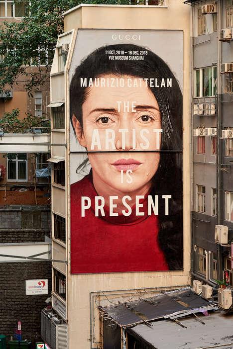 Artist-Honoring Urban Wall Murals