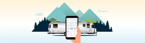Smart Controlled Mobile Homes