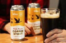 Convenience Brand Coffee Stouts - The Wawa x 2SP Winter Reserve Coffee Stout is Limited-Edition